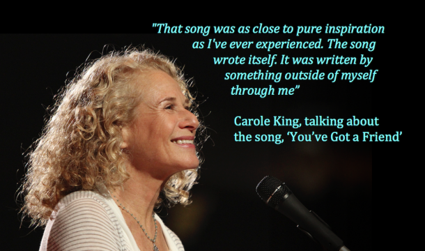 2Quotation - Carole King