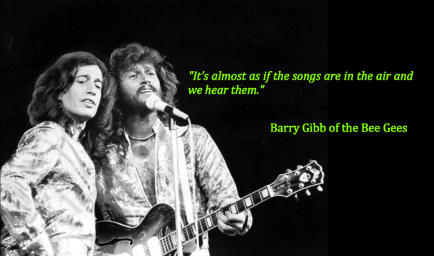6Quotation - Barry Gibb