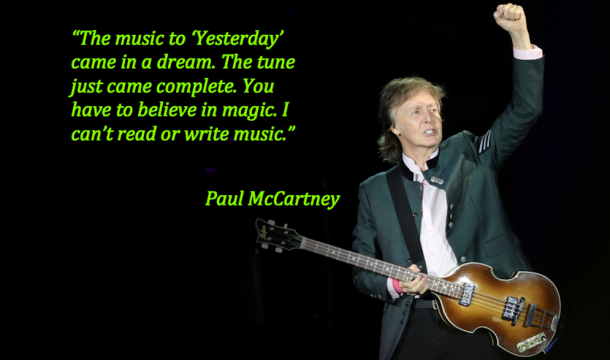 Quotation - Paul McCartney