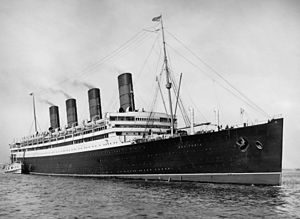 Is the Intuitive Mind a Sacred Gift?Transatlantic Ocean Liner