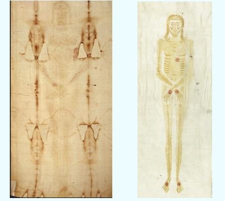 Mediaeval Shrouds